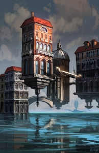 Floating Venice1