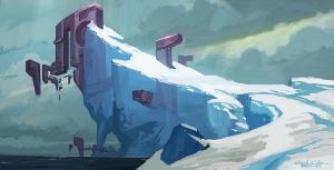 Glacial City Concept
