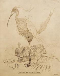 Giant Fenel Bird